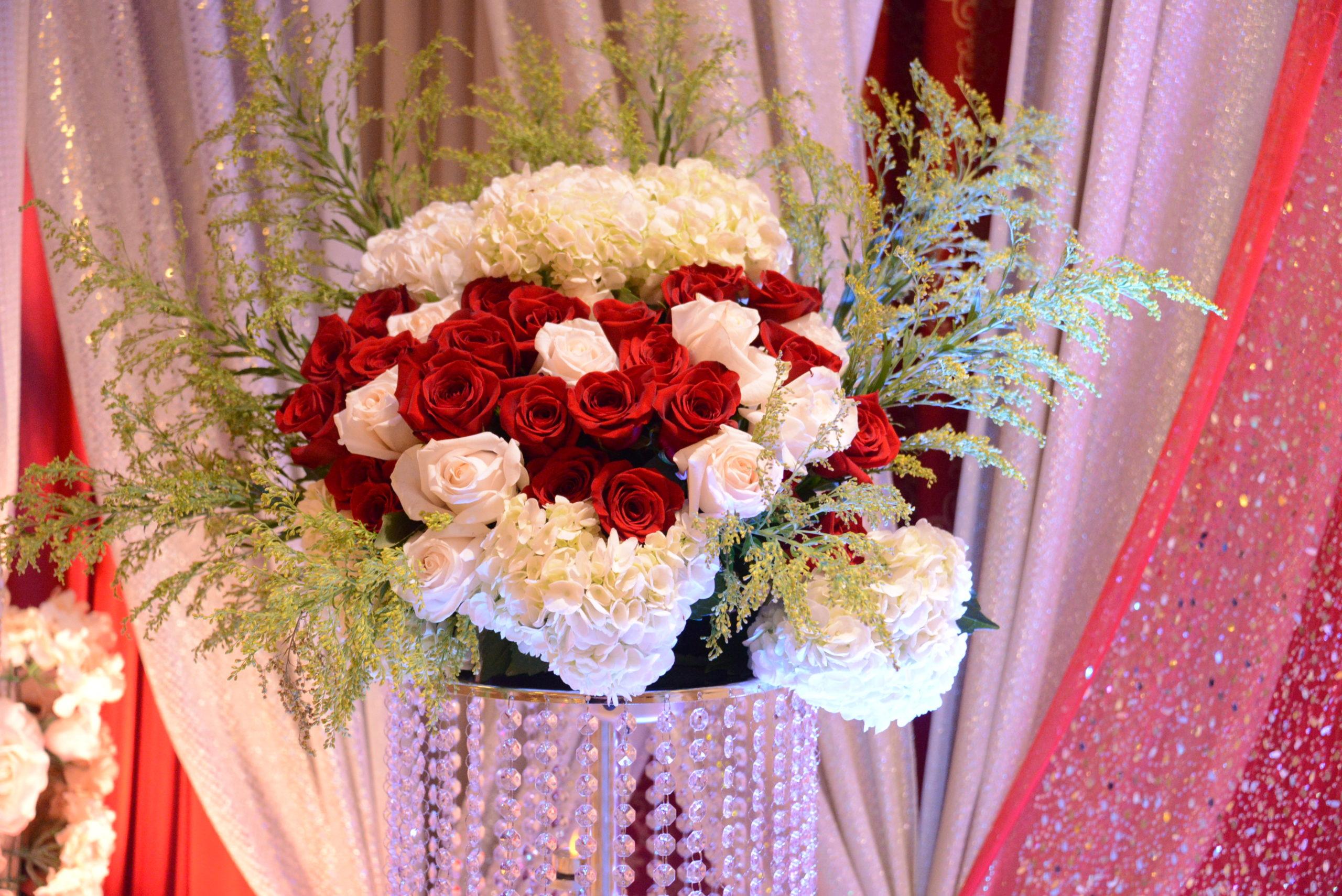 Flower Bouquet Decor
