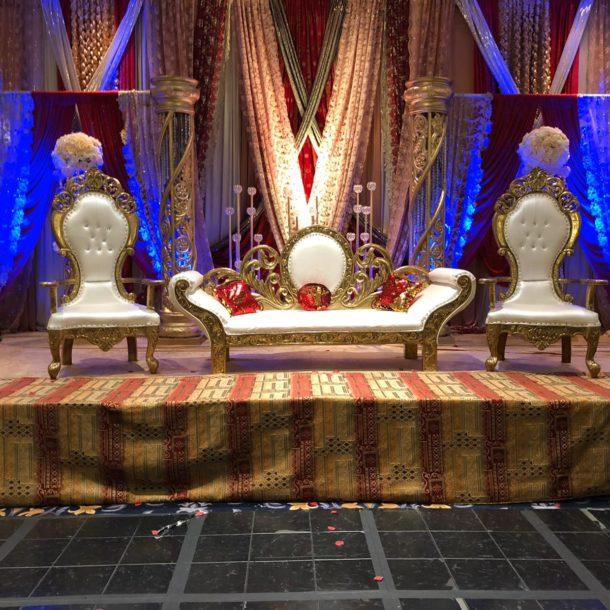 Wedding Stage Decor